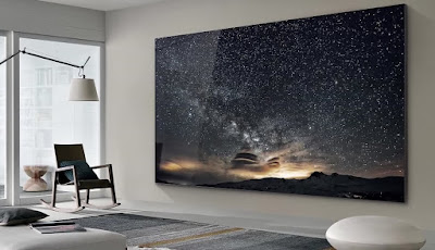 تلفاز سامسونج Samsung The Wall Luxury بدقة 8K