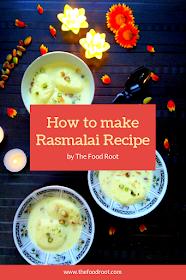 How To Make Rasmalai Recipe
