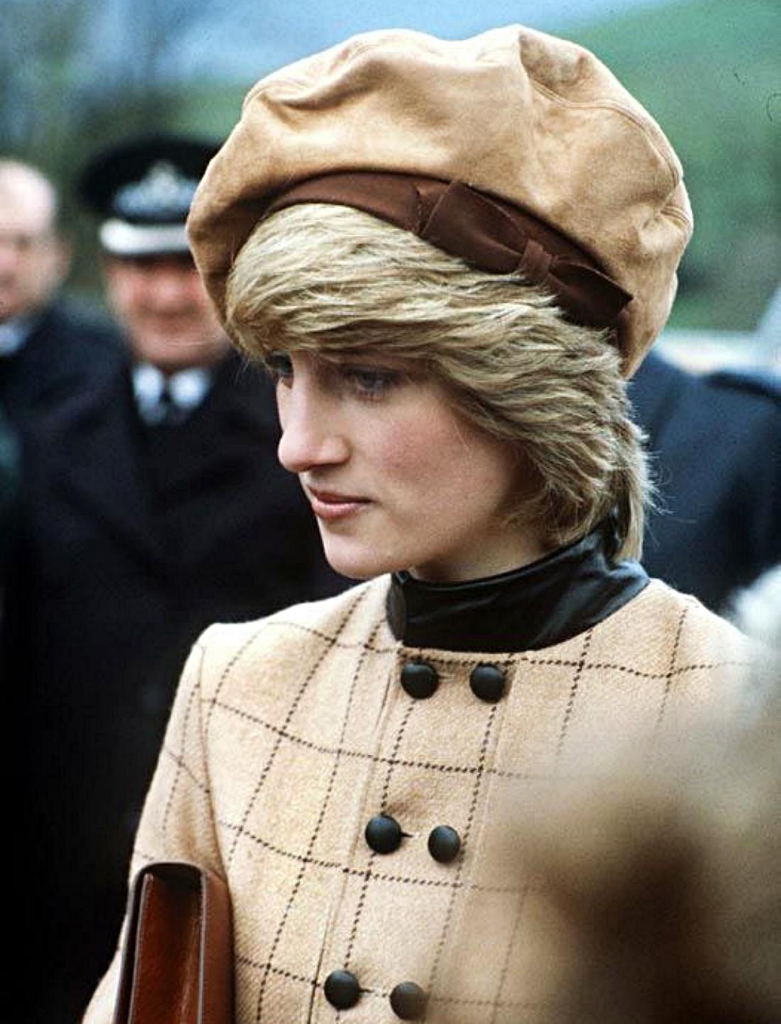 Diana de Gales - estilismos