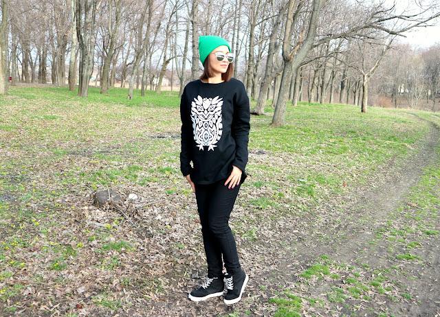DressLily Hip Hop Street Outfit