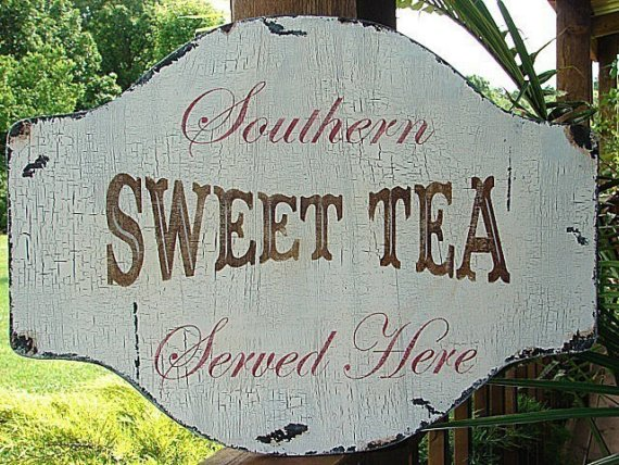 Life of a Vintage Lover: Southern Sweet Tea