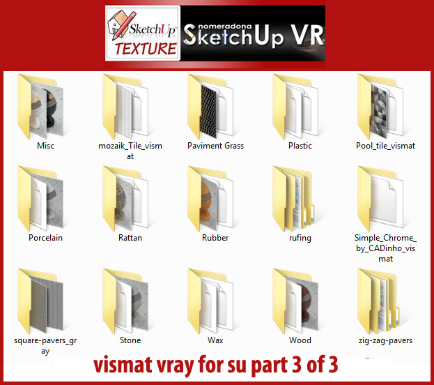vray for sketchup vismat download part#3