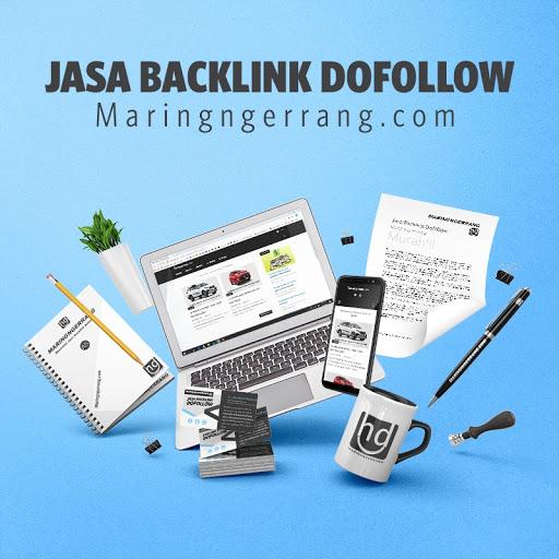 Jasa Backlink Terpercaya