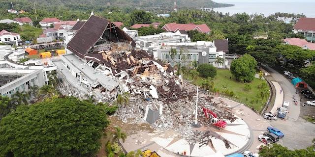 90 Korban Meninggal Gempa Sulbar Berhasil Dievakuasi