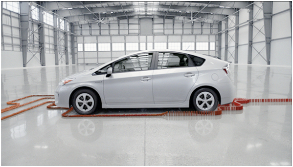 Toyota Dominoes Peneraju Teknologi Hibrid Dunia