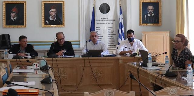 Σύσκεψη στην Περιφέρεια για το νέο ΠΕΠ Πελοποννήσου