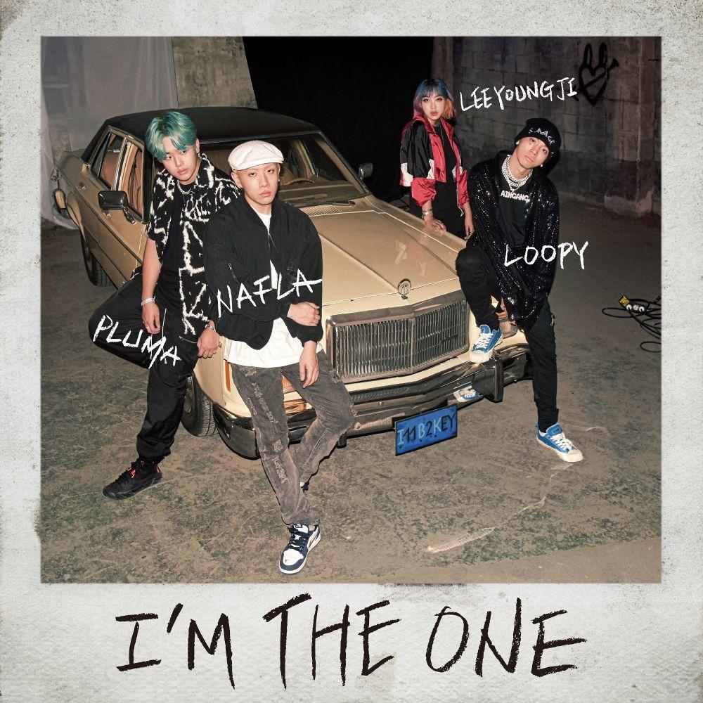 nafla, Loopy, Lee Young Ji , PLUMA – I`m the ONE – Single