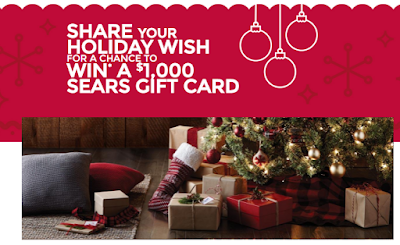 Your Holiday Wish Could Win You $1000
