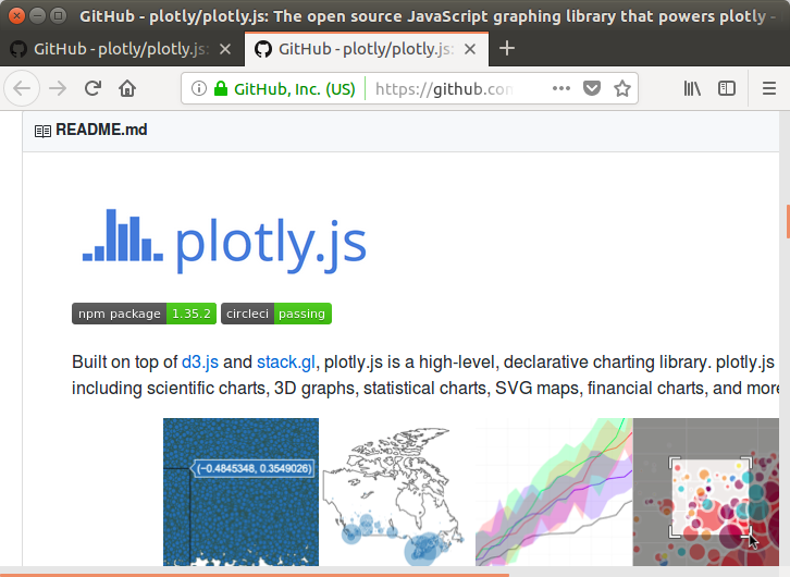 Technology Works: NodeJS - install package - plotly js