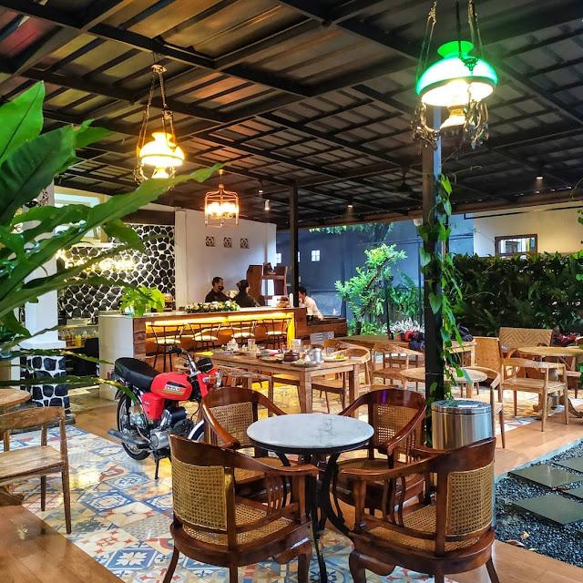 Kalaras Heritage Bogor Tengah