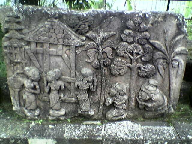 Relief Candi Bercorak Hindu Budha Pengertian Peninggalan