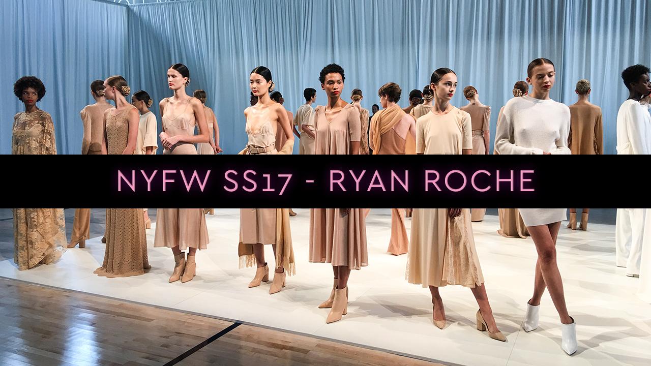Anastasia Mayo Peliculas ryan roche spring 17 - nyfw   fashion fab news   bloglovin'