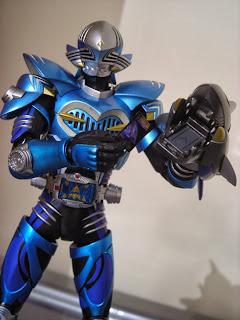 SH Figuarts Kamen Rider Abyss Decade Ryuki Blade Bandai Tamashii Nations