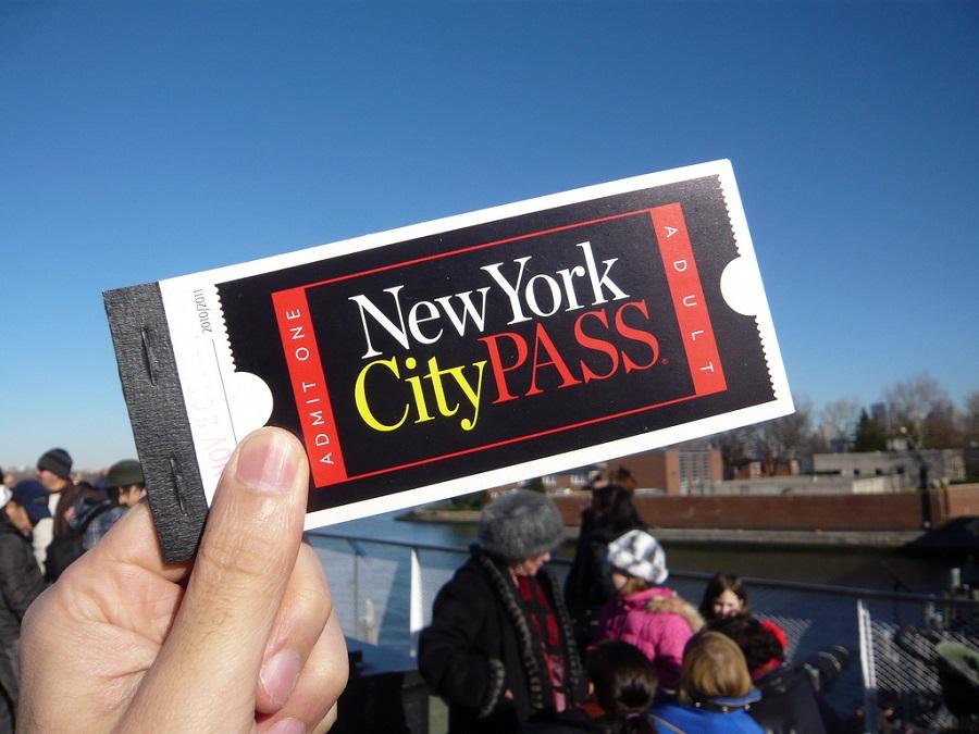 New York Pass Ou City Pass