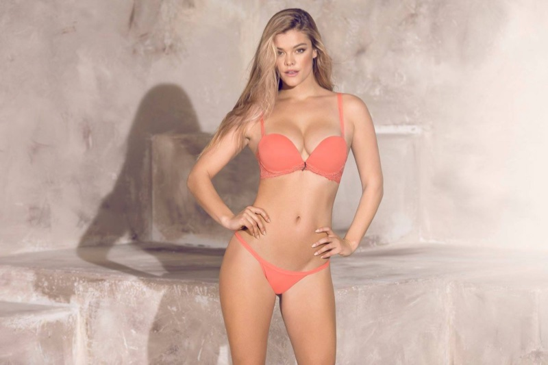 NINA AGDAL for Leonisa Lingerie Latest