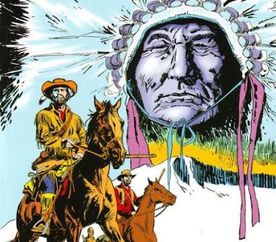 Una historia del oeste