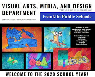 FPS Visual Arts Newsletter