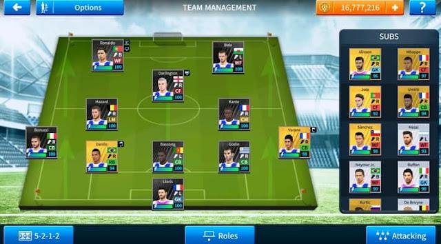 dream league soccer 2020 مهكرة