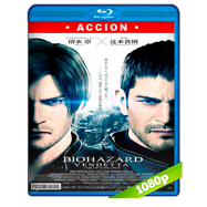 Resident Evil: Vendetta (2017) Full HD 1080p Audio Dual Latino-Ingles