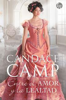Entre el amor y la lealtad | Candace Camp | Top Novel