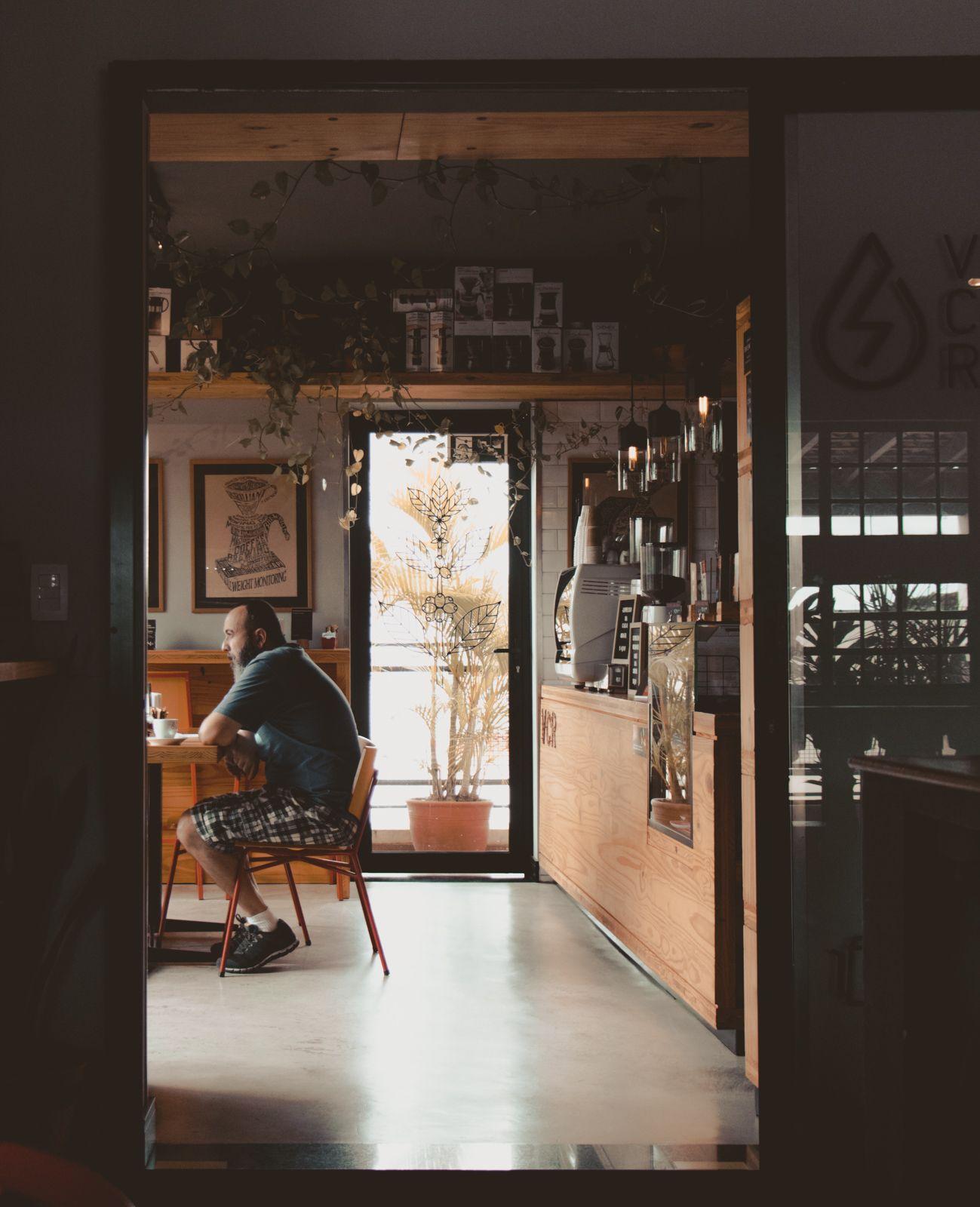 Virginia Coffee Roasters | Campinas - SP decoração