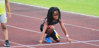 Ο νέος Μπολντ είναι 7 ετών! Κάνει τα 100 μέτρα σε 13,48'' (βίντεο)