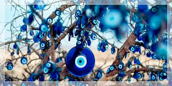 Significado do Olho Grego
