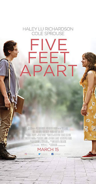 FIVE FEET APART (2019) ταινιες online seires oipeirates greek subs