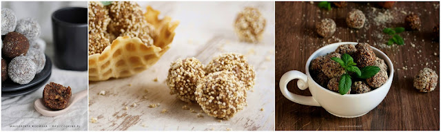 zdrowe słodycze, domowe słodkości, jak zrobić zdrowe praliny, daylicooking