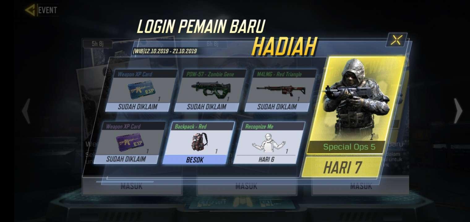 Kemarin Dapat Senjata Keren Secara Gratis Dan Ternyata Praktis Dapatinnya 3 Cara Mendapatkan Senjata Keren Di COD Call Of Duty Secara Gratis