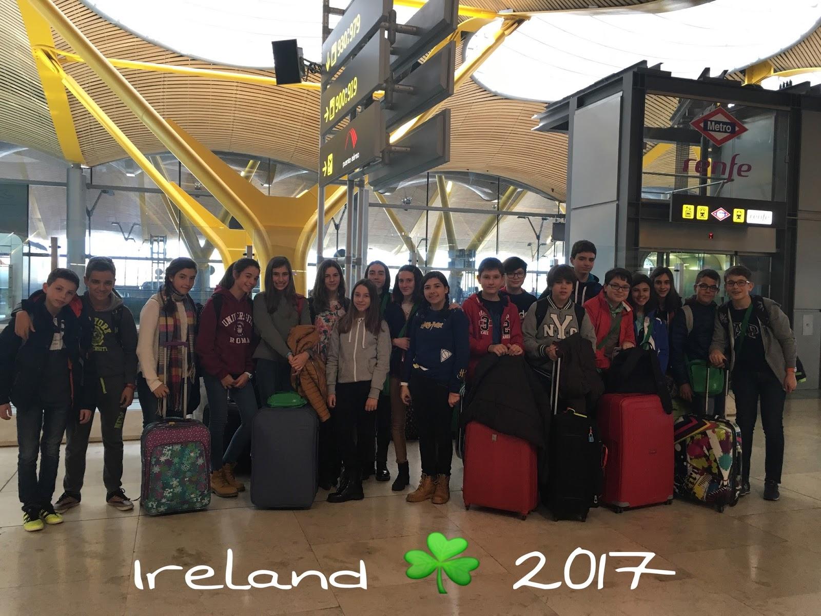 Agustinas Valladolid - 2017 - ESO 1 2 - Irlanda 1