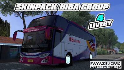 Skinpack Hiba Group by Fayaz