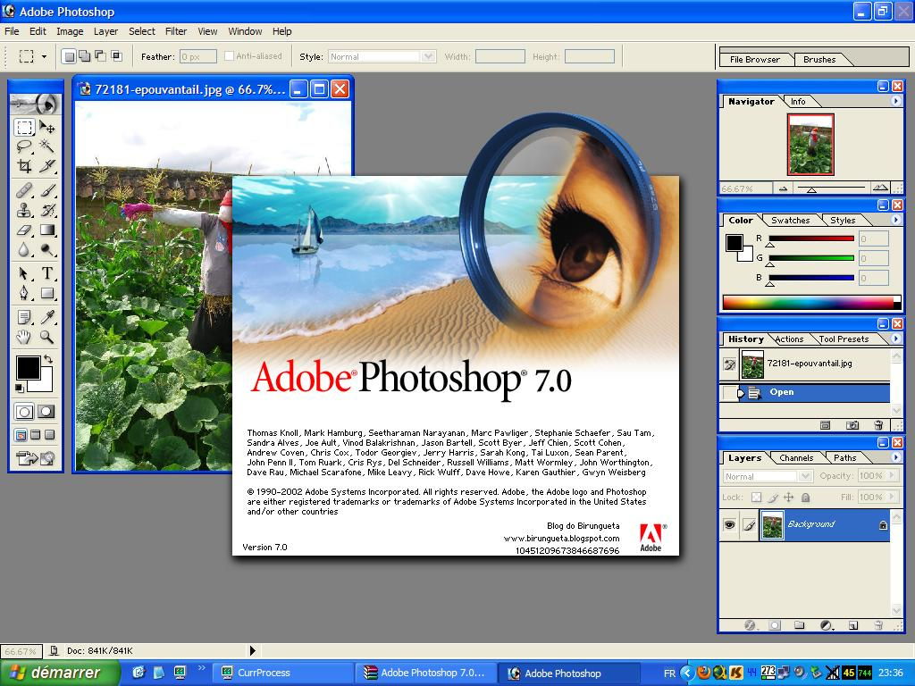 Adobe Photoshop 70 Free Full Version Download With Key