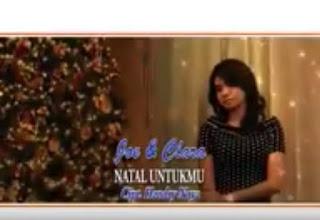 Download Lagu Natal Joe M dan Clara - Natal Untukmu