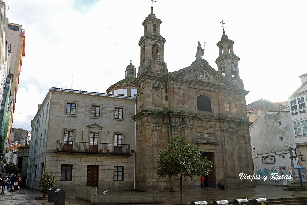 Iglesia de San Nicolás, A Coruña