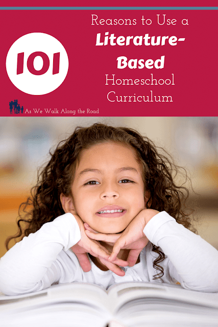 Literature-based homeschooling curriculum