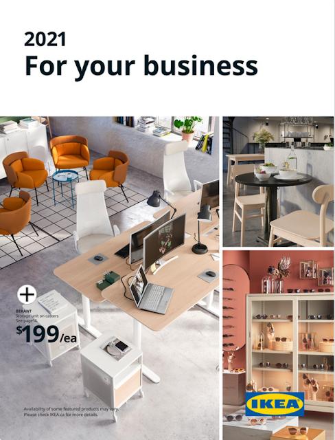 IKEA for Business Brochure