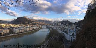 Blick auf Salzburg: Foto von unabh. Stampin' Up! Demonstratorin in Coburg