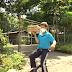 Video: El niño que hace de delivery en un mocociclo.