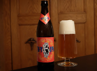 Thy IPA fra Thisted Bryghus