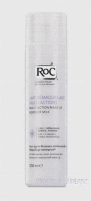 Leite de limpeza facial ROC