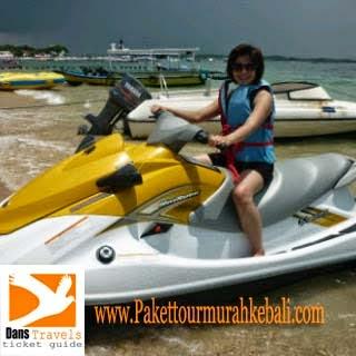 Watersport Tanjung Benoa - Jetski
