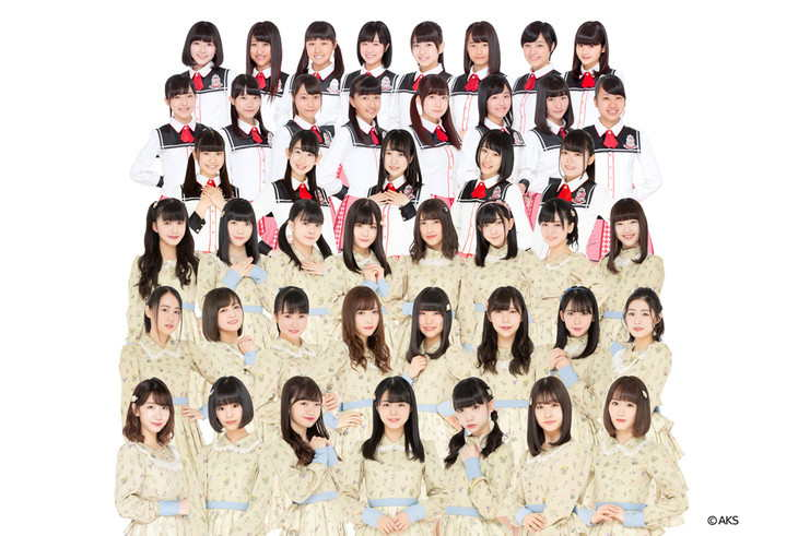 NGT48 Me restart Grup Dengan Anggota Baru