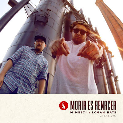 Mime871 feat. Logan Hate - Morir Es Renacer (Single) [2017]
