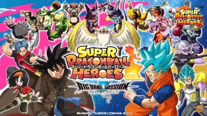 SUPER DRAGON BALL HEROES [05/??] [SUB ESPAÑOL] [MEGA]