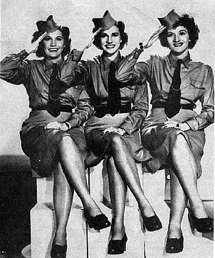 Estranhando o mundo diferenciando a moda das d cadas 30 for Mobilia anos 40