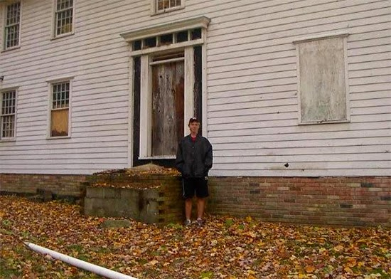 Helltown - Ohio - Casa Abandonada