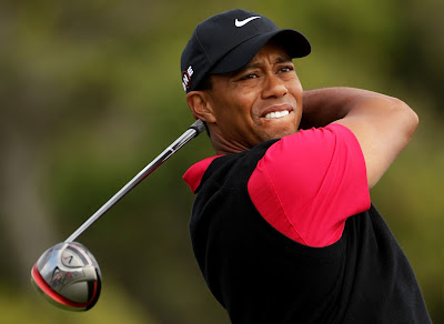 5 on five: Where Have You Gone....Tiger Woods?
