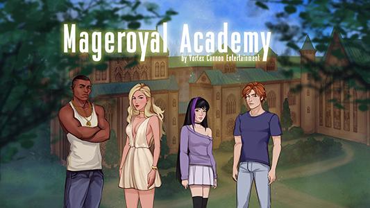 Mageroyal Academy (v0.131)