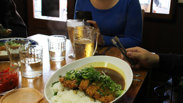 Curry Japonais